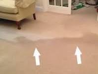 pile reversal on carpet